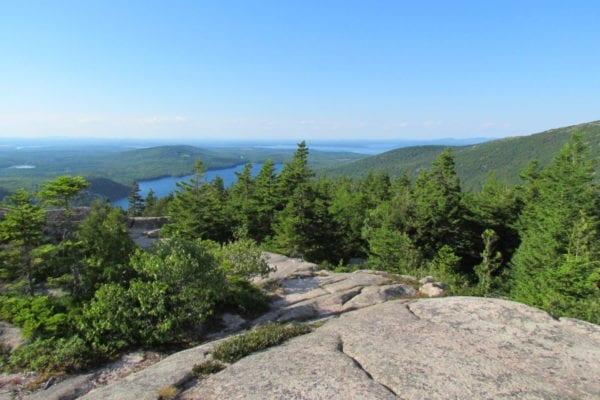 clean air Maine