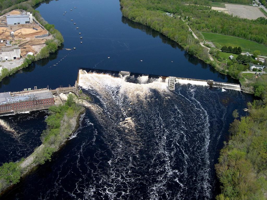 penobscot river restoration project