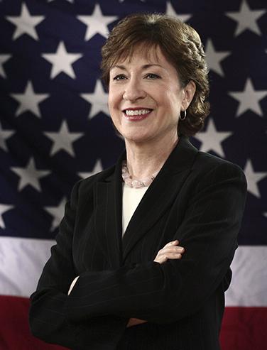 Senator Susan Collins