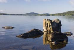 For more than 50 years, NRCM has been protecting the nature of Maine. Photo of Moosehead Lake by Jerry and Marcy Monkman.