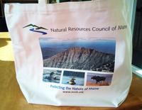 New NRCM canvas tote