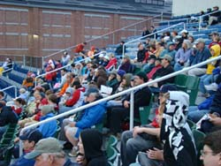 Thanks to everyone who joined us for a fun night at Hadlock Field!