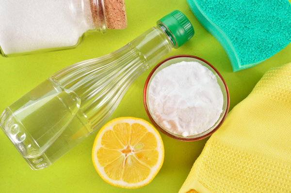 non toxic cleaners