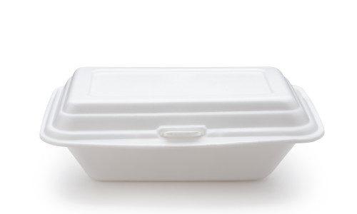 Say No to Styrofoam