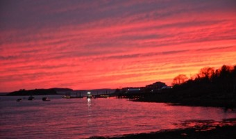 Potts Harbor by Melinda Small