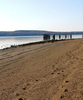 Sandy Point Beach Maine