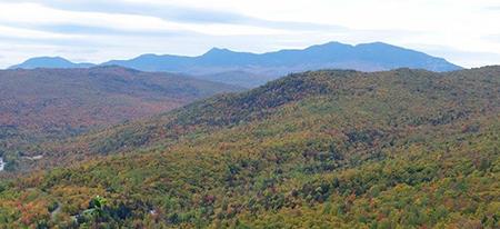 Bigelow Range, photo by Beth Comeau