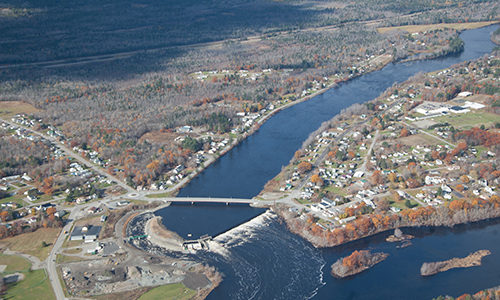 Penobscot River Restoration Project Celebrates Final Milestone, Reconnects River to the Sea