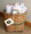 Passamaquoddy herring scale basket