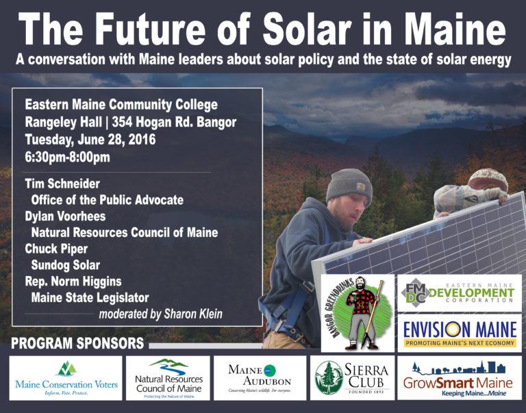 solar forum Bangor