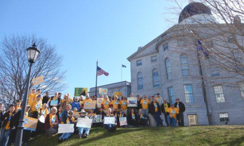 Thursday, May 4: Solar Rally and Solar Bill Hearing, Augusta