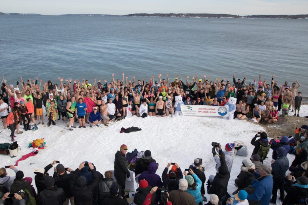 2016 NRCM Polar Bear Dip & Dash