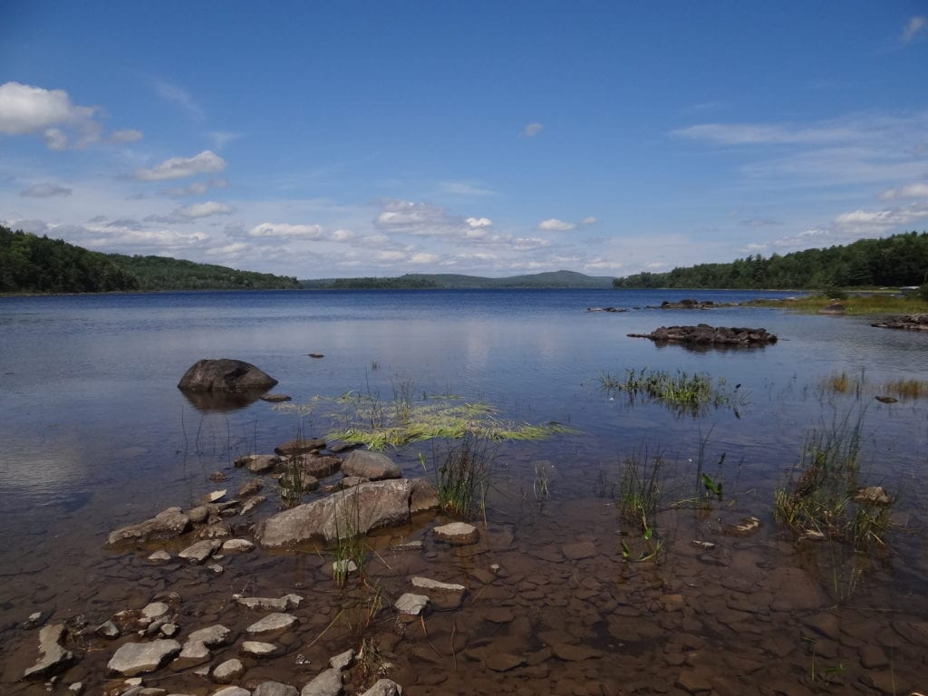Endless Lake by Beth Comeau