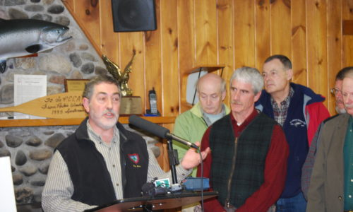 Sportsmen speak about need for climate action 2009
