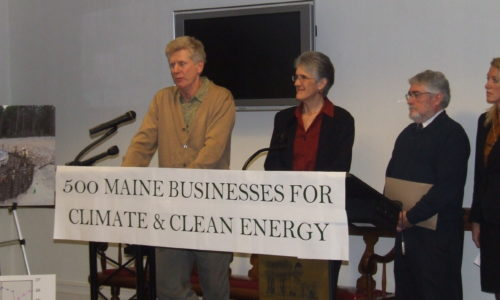 Maine businesses for climate action 2010