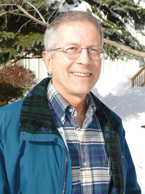 Ed Robeau, long-time NRCM member and activist who attends Citizen Action Day each year.