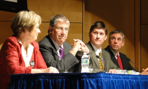 2010 gubernatorial forum