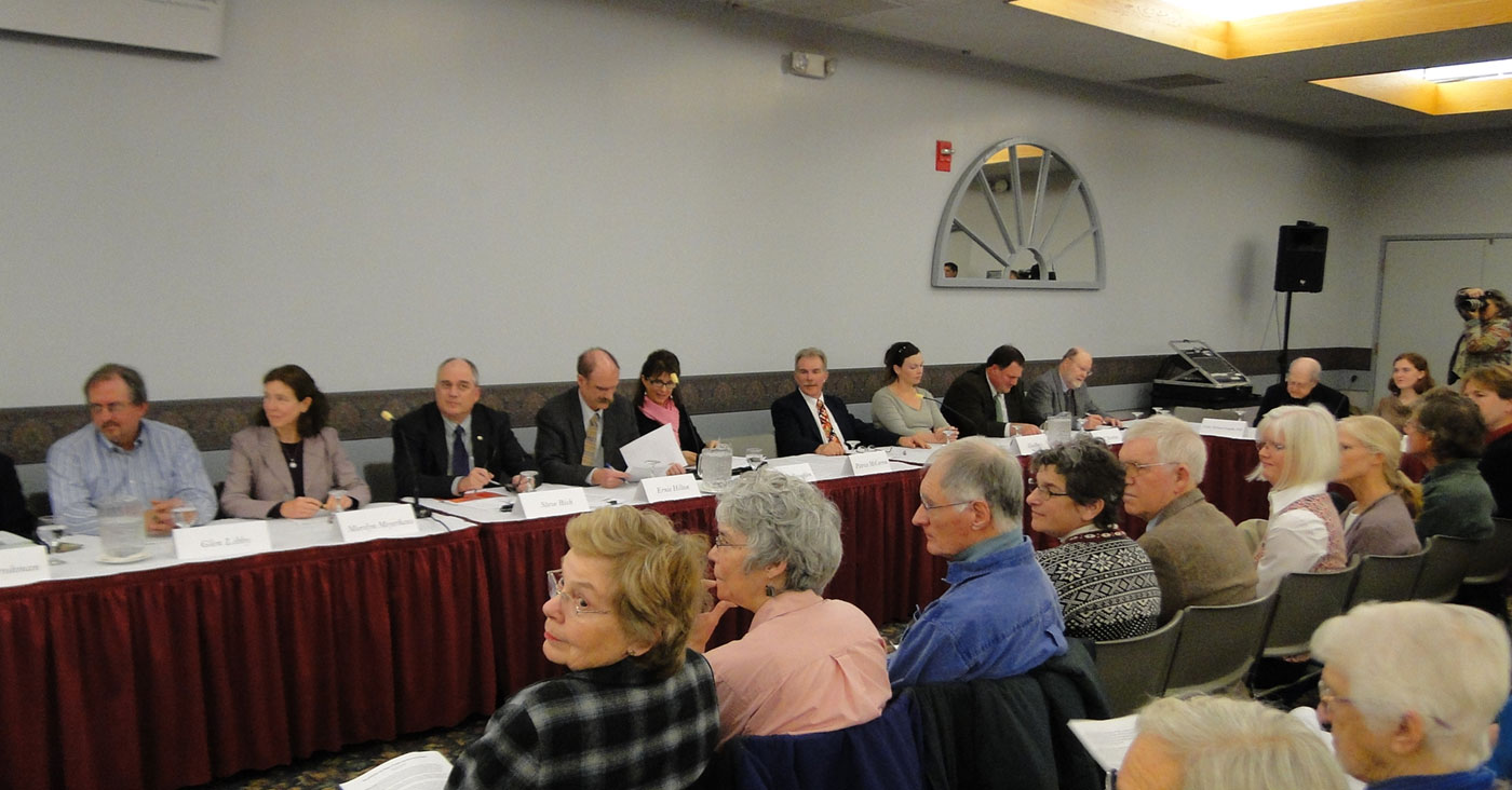 Governor LePage Roundtable