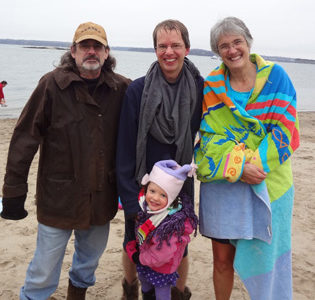 2012 polar bear dip and dash