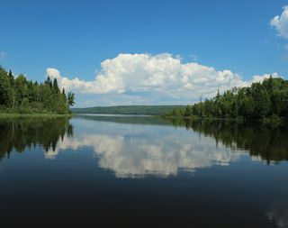 Cross Lake, Aroostook County