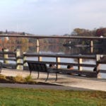 Gardiner waterfront