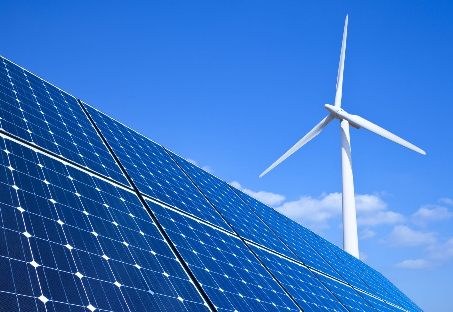 Clean, Renewable Energy: Wind, Solar, Hydro, Biomass