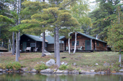 Chandler Lake Camps