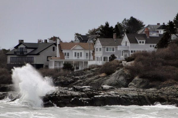 Ogunquit waves