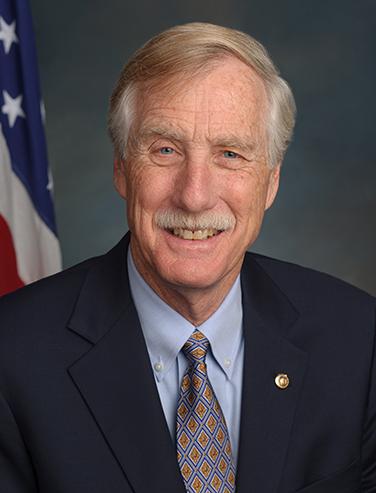 Senator Angus King