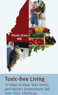 toxic-free-living for maine