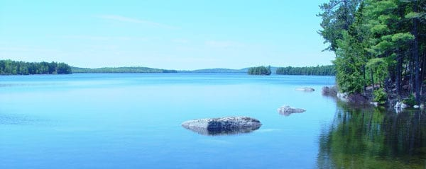 Photo courtesy of Downeast Lakes Land Trust.