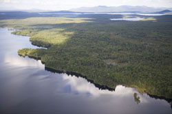 Moosehead Lake Photo by Jerry and Marcy Monkman