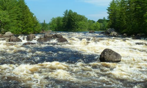 April 9, 2016: Penobscot Watershed Conference, Northport
