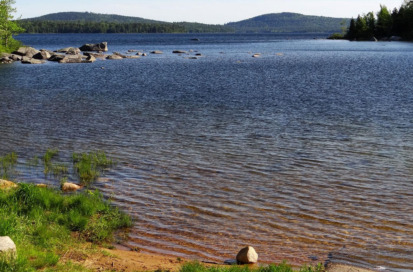Tunk Lake