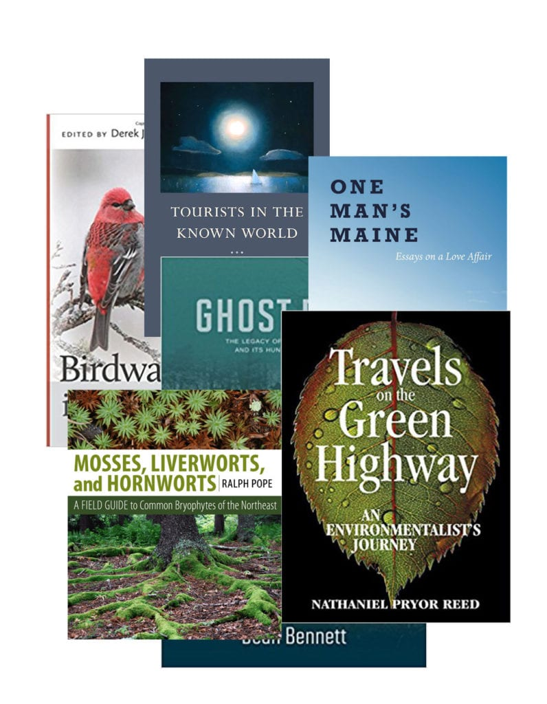 Explore Maine books