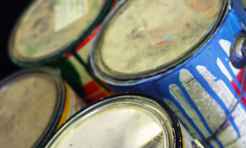 Girl Scouts, NRCM Team Up to Promote New Way to Safely Recycle Paint in Maine