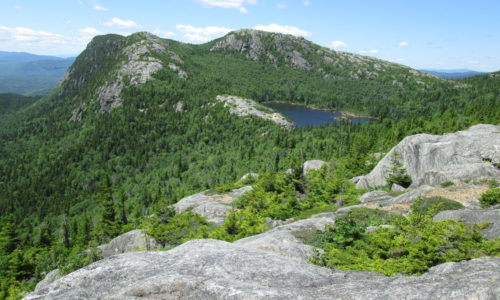 Tumbledown Mountain an LMF site