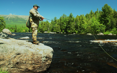 West Branch of Penobscot River