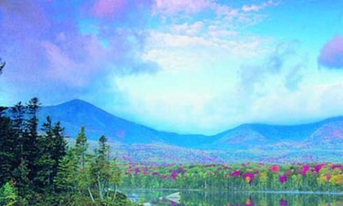 50 Hikes in the Maine Mountains Cloe Chunn