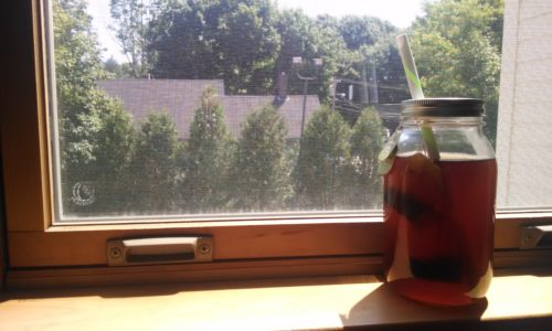 Solar Tea Up