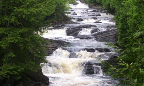 Moxie Falls by Stephanie Davis