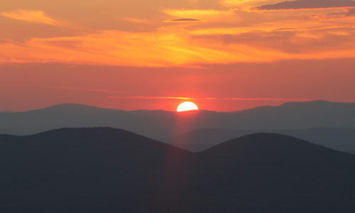 Sugarloaf region sunset by Susan Allmendinger (3)