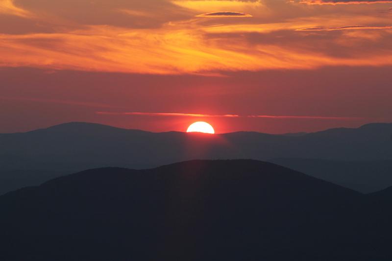 Sugarloaf region sunset by Susan Allmendinger (3)