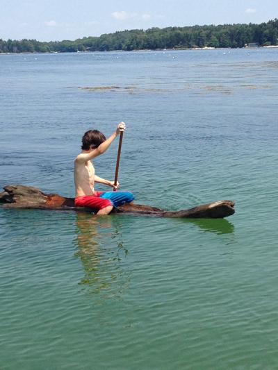 seth paddling