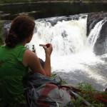 Grand Falls by Karen Herold