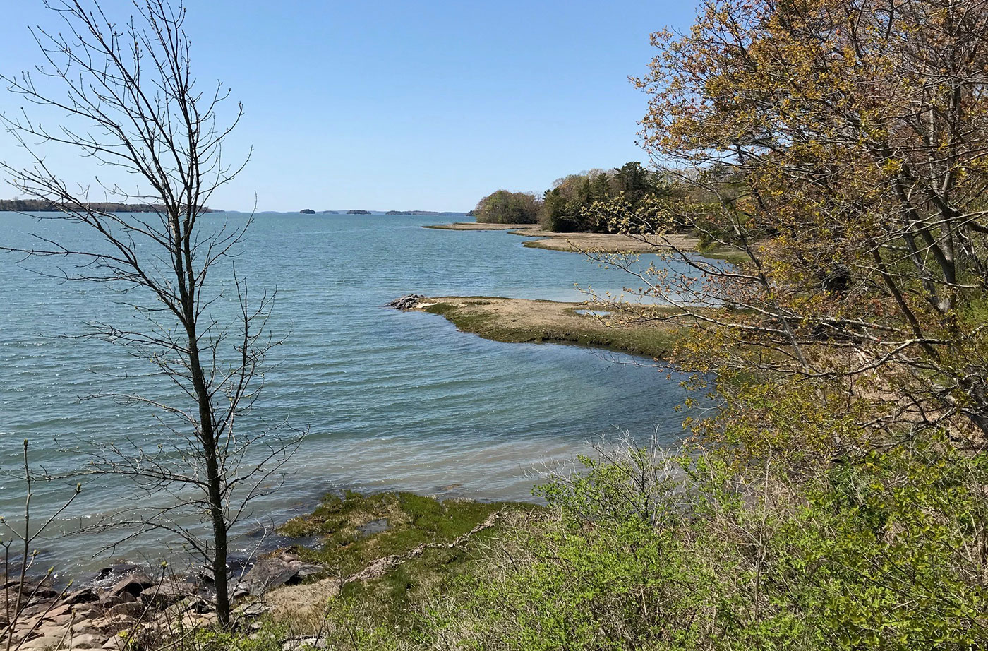 Maquoit Bay Conservation Land