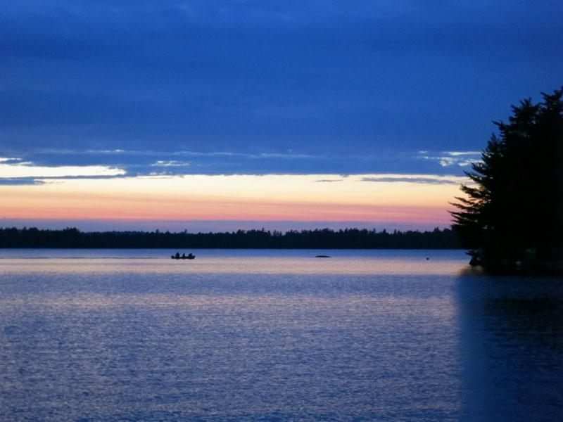 LakeNicatous_evening