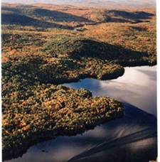 Kennebec Highlands public reserved land