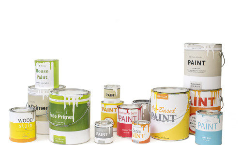 Maine Paint Recycling Program Begins This Month