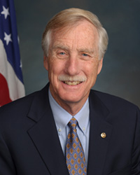 Climate Change Conference at UNE Features Senator Angus King